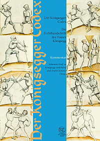 Books of the Sword: Talhoffer's Königsegger Codex